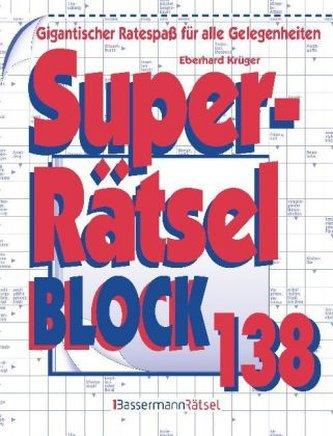 Superrätselblock 138