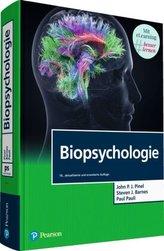 Biopsychologie, m. 1 Buch, m. 1 Online-Zugang
