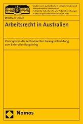 Arbeitsrecht in Australien