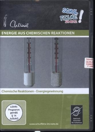 Energie aus chemischen Reaktionen, 1 DVD