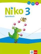 Niko Sprachbuch 3. Schülerbuch mit Grammatik-Einleger Klasse 3