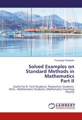 Solved Examples on Standard Methods in MathematicsPart II
