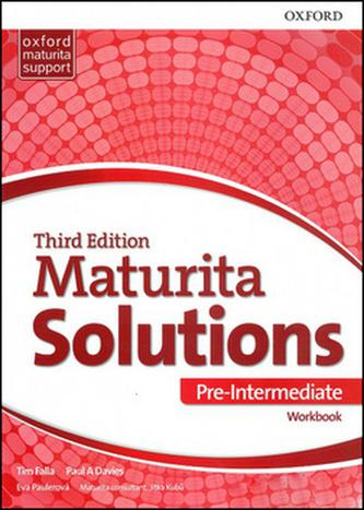 Maturita Solutions: Pre-Intermediate Workbook (3rd edition) - Náhled učebnice