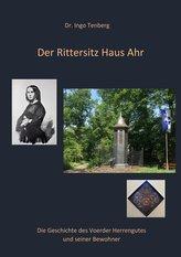 Der Rittersitz Haus Ahr