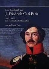 Das Tagebuch des J. Friedrich Carl Paris 1805- 1827