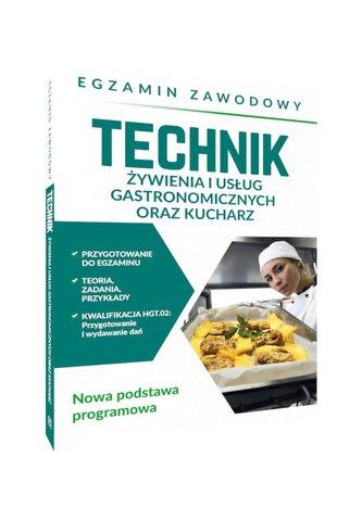 Technik żywienia i usług gastronomicznych oraz...