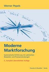 Moderne Marktforschung