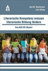 Literarische Kompetenz messen, literarische Bildung fördern