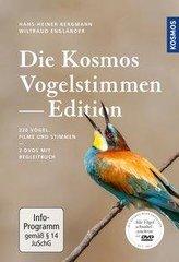 Die Kosmos-Vogelstimmen-Edition, 2 DVDs mit Begleitbuch