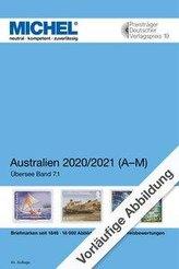 MICHEL Australien A-M 2020/2021
