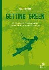 Getting Green: Ein Kommunikationskonzept für umweltorientiertes Personalmanagement