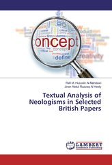 Textual Analysis of Neologisms in Selected British Papers