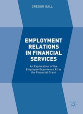Employment Relations in Financial Services