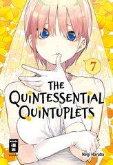 The Quintessential Quintuplets 07