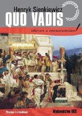 Quo vadis. Lektura z opracowaniem