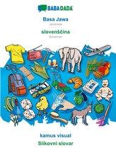 BABADADA, Basa Jawa - slovenScina, kamus visual - Slikovni slovar