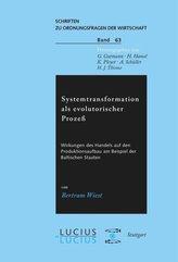 Systemtransformation als evolutorischer Prozess