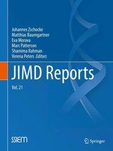 JIMD Reports, Volume 21