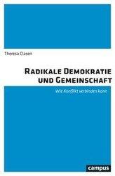 Radikale Demokratie und Gemeinschaft