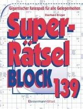 Superrätselblock 139
