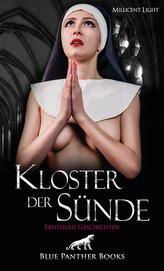 Kloster der Sünde | Erotischer Roman