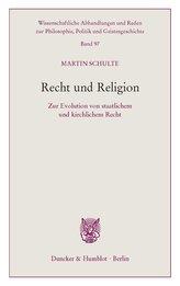 Recht und Religion.
