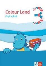 Colour Land 3. Pupil\'s Book. Ab Klasse 3.