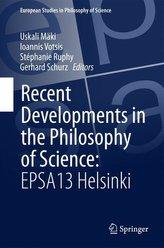 Recent Developments in the Philosophy of Science: EPSA13 Helsinki