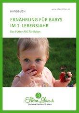 Ernährung für Babys im 1. Lebensjahr