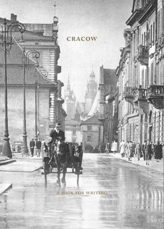Cracow. A book for writing
