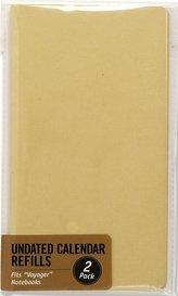 Wkład kalendarzowy do notatnika Voyager