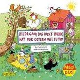 Maxi Pixi 346: VE 5: Hildegard das dicke Huhn, hat vor Ostern viel zu tun (5x1 Exemplar)