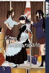 Komi can\'t communicate 05