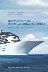 Rozwój turystyki międzynarodowej i morskiej