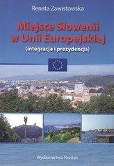 Miejsce Słowenii w Unii Europejskiej