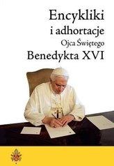 Encykliki i adhortacje Benedykta XVI