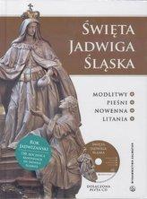 Święta Jadwiga Śląska. Modlitwy...(książka +CD)