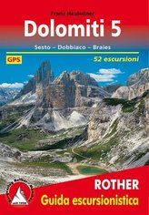 Dolomiti 5 (Dolomiten 5 - italienische Ausgabe)