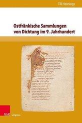 Ostfränkische Sammlungen von Dichtung im 9. Jahrhundert