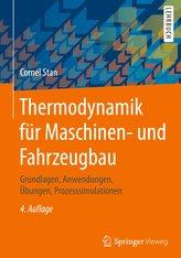 Thermodynamik für Maschinen- und Fahrzeugbau