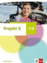 Projekt G Gesellschaftslehre 7/8. Schülerbuch Klasse 7/8. Ausgabe Niedersachsen