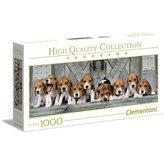 Puzzle 1000 Panorama HQ Beagles