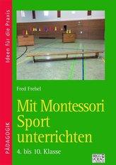 Mit Montessori Sport unterrichten