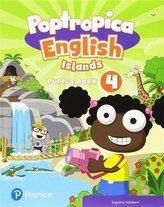 Poptropica English Islands 4 PB + Online PEARSON