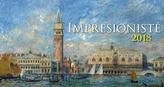 Impresionisté 2018 - stolní kalendář