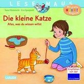 LESEMAUS 175: Die kleine Katze - alles, was du wissen willst