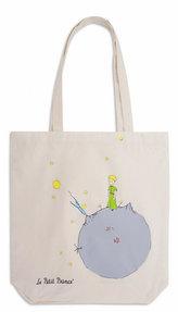Plátěná taška Malý princ  – Planeta