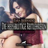 Die heißblütige Reitlehrerin   Erotische Geschichte Audio CD
