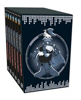 Lustiges Taschenbuch Ultimate Phantomias Box Band 31 - 36