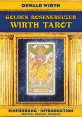 Golden Rosenkreuzer Wirth Tarot